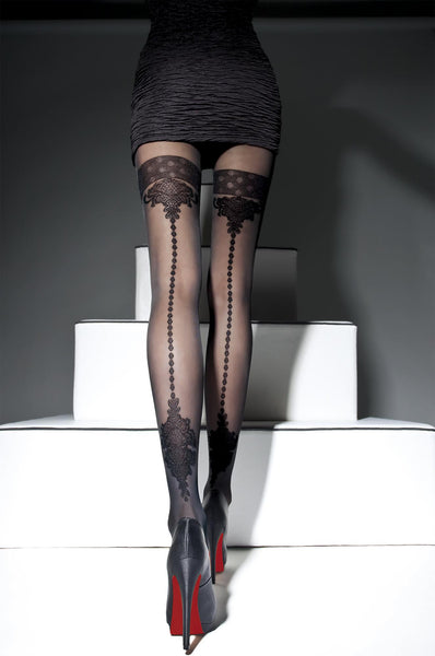 TIGHTS AP- Black - FREE SHIPPING