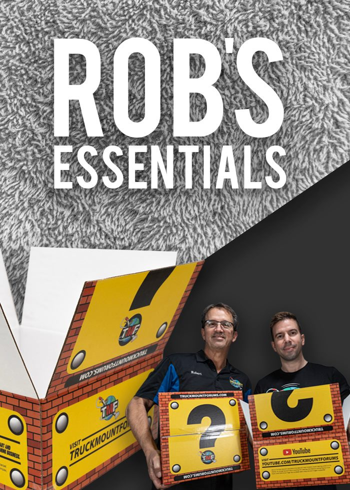 Subscribe to Rob's Essentials