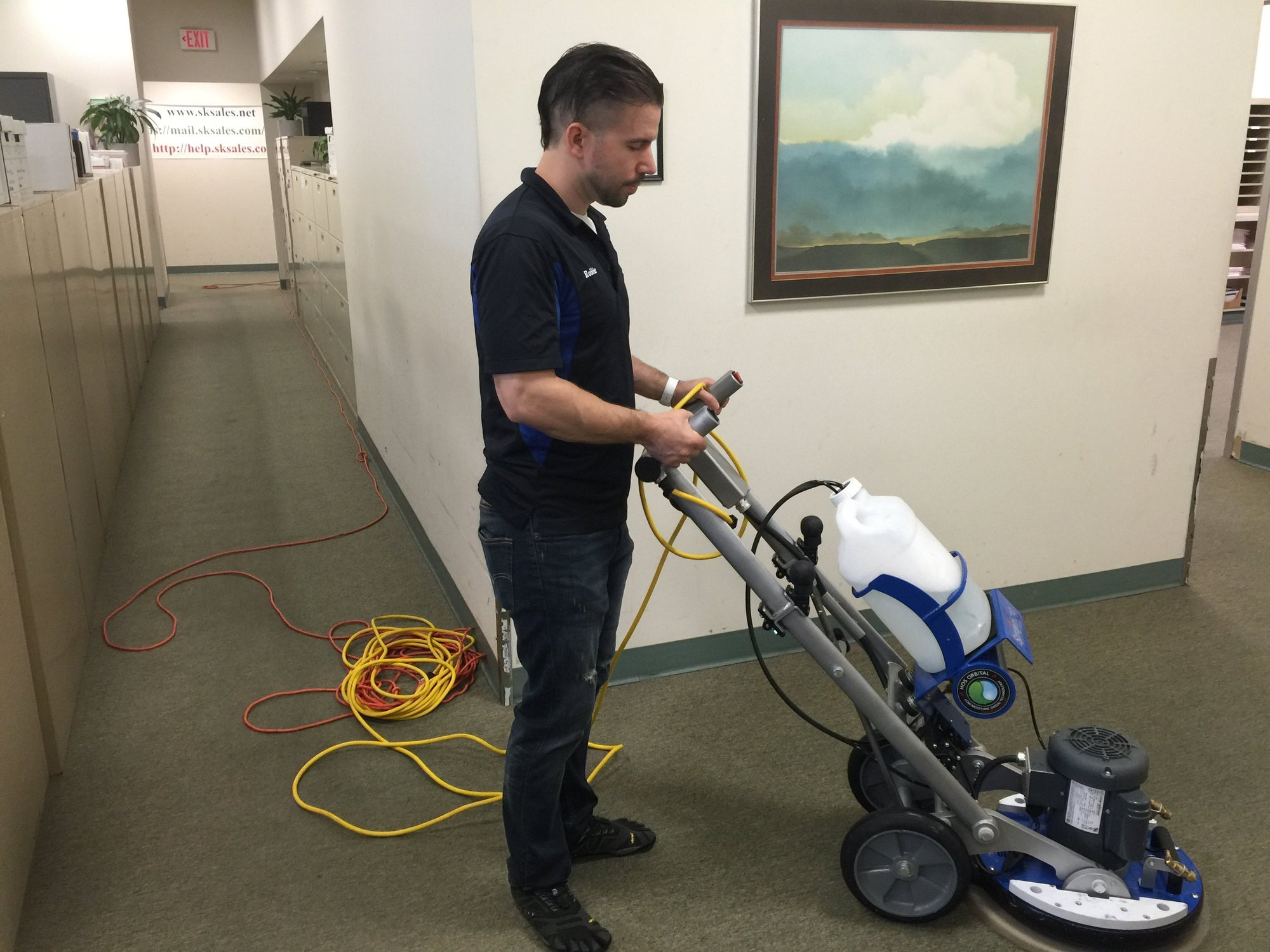 VLM CLEANING (Encapsulation) Course - TMF Store: Carpet Cleaning Equipment & Chemicals from TruckMountForums