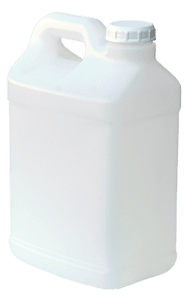 2.5 Gallon Bottle with Lid - TMF Store: Carpet Cleaning Equipment & Chemicals from TruckMountForums