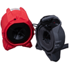 Syclone HEPA Air Scrubber, Red 1672-7671