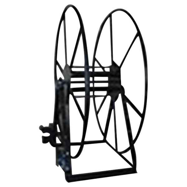 "Electric Vacuum Hose Reel - 24"" Wide"
