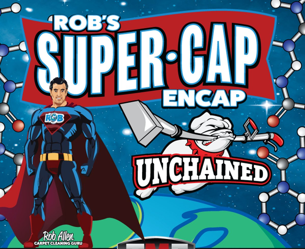SuperCap with Unchained - Professional Encapsulation Cleaner