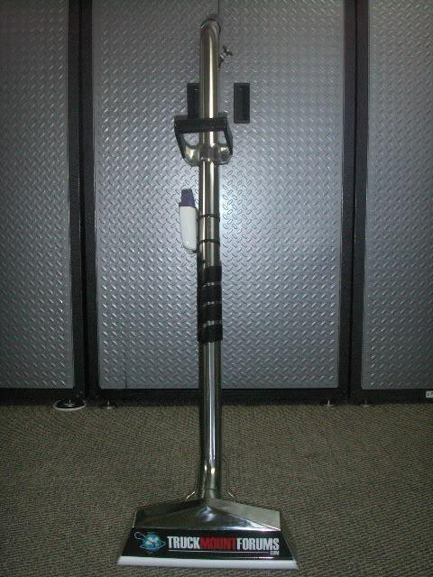 TMF Revolution Stainless Steel modified Wand - TMF Store: Carpet Cleaning Equipment & Chemicals from TruckMountForums