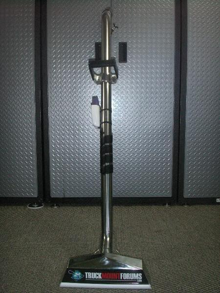 TMF Revolution Titanium Wand - TMF Store: Carpet Cleaning Equipment & Chemicals from TruckMountForums