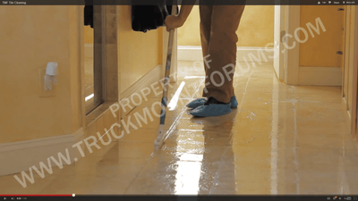 Website Tile Cleaning Video (Buy all 7 for $499) - TMF Store: Carpet Cleaning Equipment & Chemicals from TruckMountForums