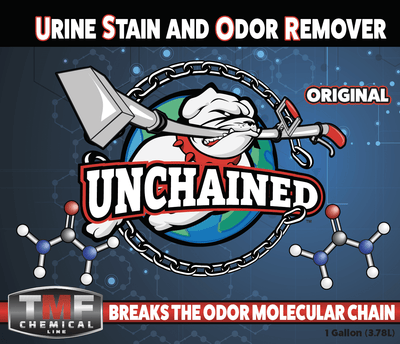 USOR UNCHAINED (Urine Stain & Odor Remover) With EcoCide