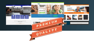 Web Design - Premium Branding Package - TMF Store: Carpet Cleaning Equipment & Chemicals from TruckMountForums
