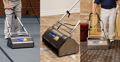"Brush Pro™ 20"" by Hydro-Force™ - TMF Store: Carpet Cleaning Equipment & Chemicals from TruckMountForums"