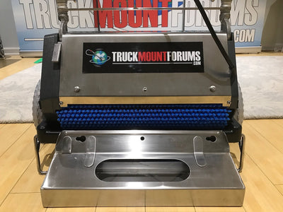 "20"" Multi-Clean Counter Rotating Brush (CRB) + $250 CHEMICAL PACKAGE - TMF Store: Carpet Cleaning Equipment & Chemicals from TruckMountForums"