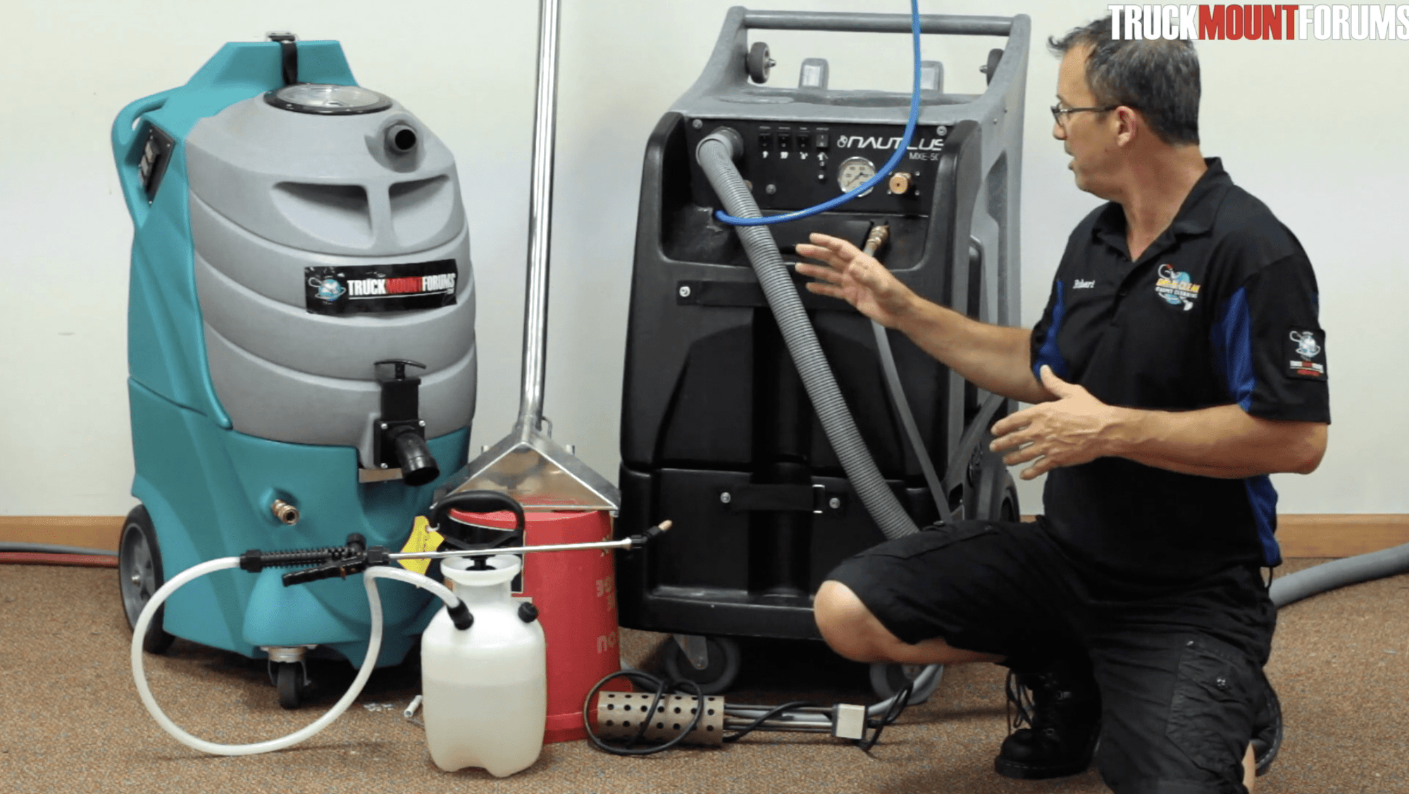 Hot Water Extraction Online Course - TMF Store: Carpet Cleaning Equipment & Chemicals from TruckMountForums