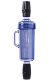 Hydro-Filter Inline Waste Filter with Flash Cuffs