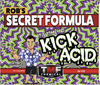 Kick Acid for Grout Pack - TMF Store: Carpet Cleaning Equipment & Chemicals from TruckMountForums