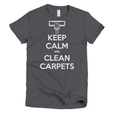 Short sleeve women's t-shirt - TMF Store: Carpet Cleaning Equipment & Chemicals from TruckMountForums