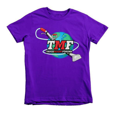 Short sleeve kids t-shirt - TMF Store: Carpet Cleaning Equipment & Chemicals from TruckMountForums