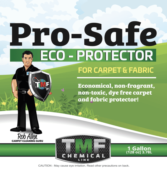 Pro-Safe EcoGard Container - TMF Store: Carpet Cleaning Equipment & Chemicals from TruckMountForums