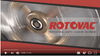 Rotovac 360i + Chemical Package