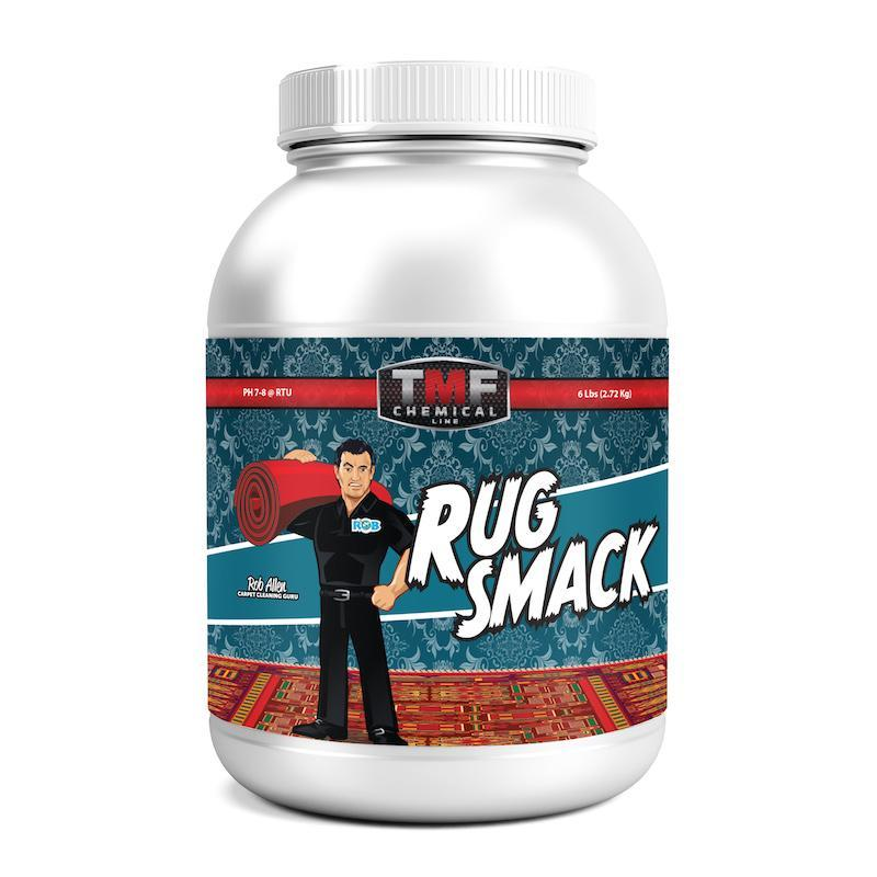Rug Smack Cleaner (Natural & Synthetic Fibers)