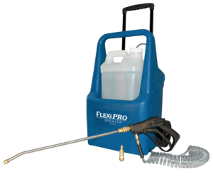 FlexiPro Sprayer - 120 Volt Premium Model w/ Wheels