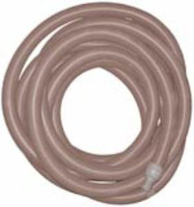 "Super Truckmount Vacuum Hose  2"" x 50' - Gray - With Cuffs"