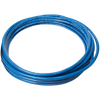 Hydro-Coil Steel Braid Truckmount Solution Hose - Blue and Orange (per ft.)