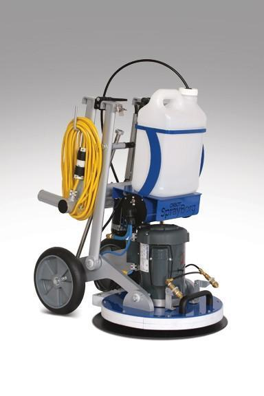 HOS Orbot Orbital Floor Machine with SprayBorg - TMF Store: Carpet Cleaning Equipment & Chemicals from TruckMountForums
