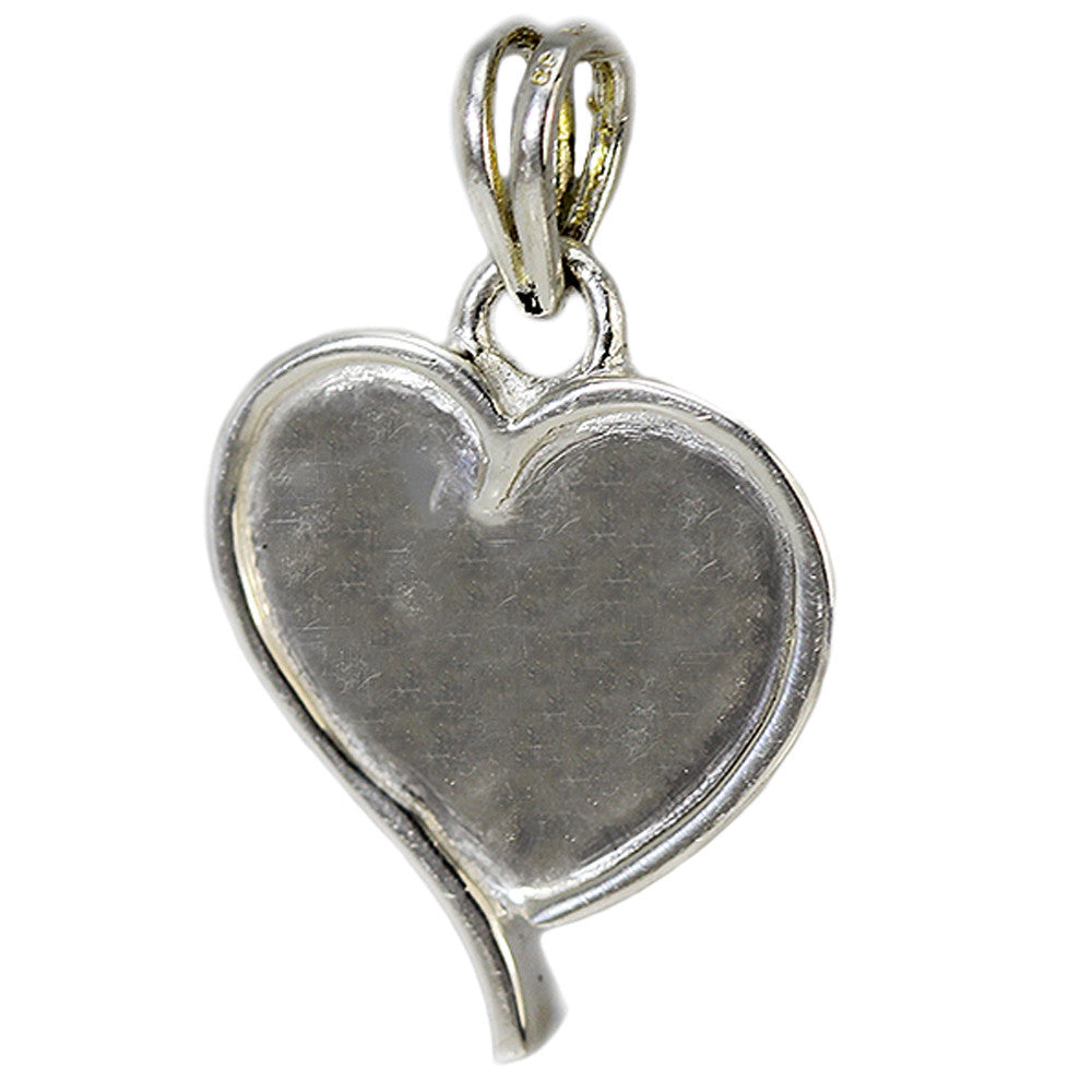 """Forever In My Heart"" Heart Pendant"