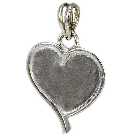 """Forever In My Heart"" Pendant"
