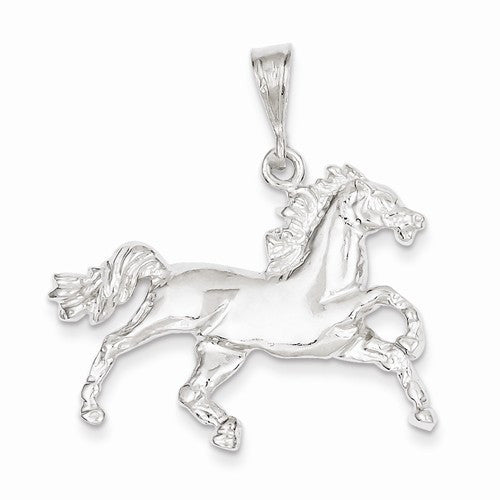 Sterling Silver Horse Charm / Pendant