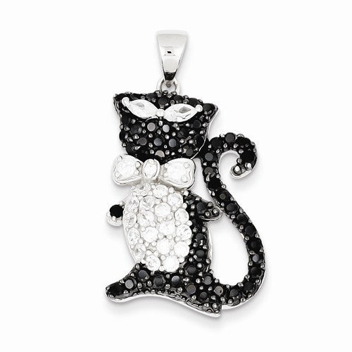 Cubic Zirconia Cool Cat