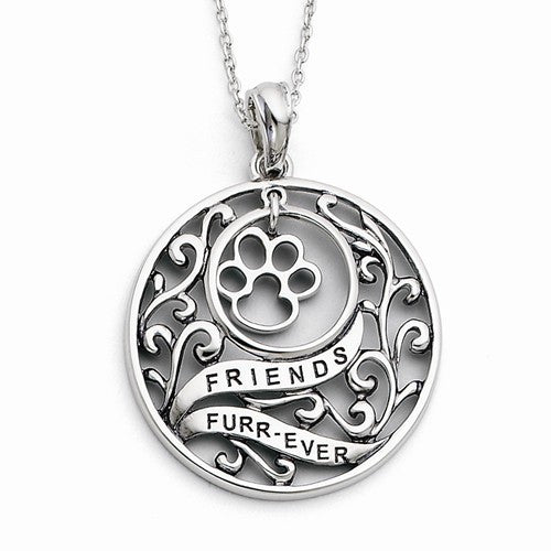 Our Companions Animal Rescue Necklace