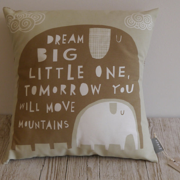 Dream Big Cushion