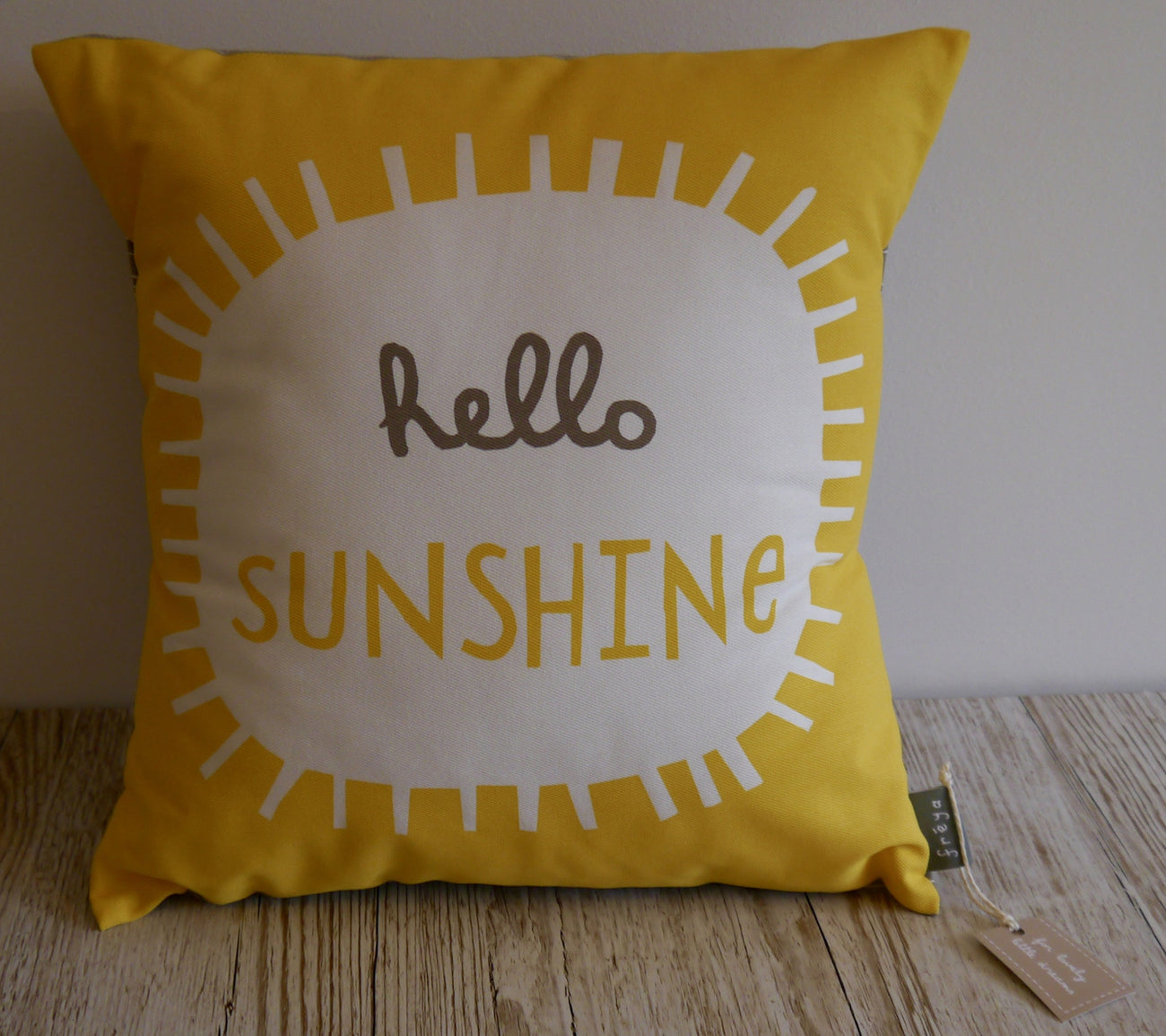Hello Sunshine Cushion