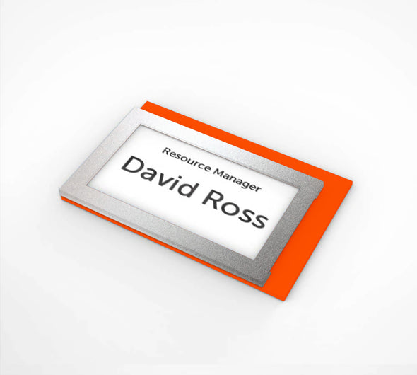 Name Insert Sign - BAR 14 - WeBuildSigns (WBS)