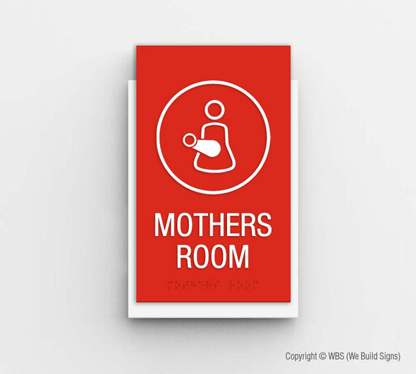 Mother's Room Sign - CLE 15 - WeBuildSigns (WBS)