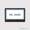 Name Insert Sign - FUL 20 - WeBuildSigns (WBS)
