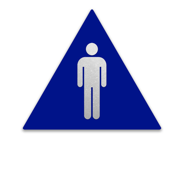 Title 24 - California ADA Accessible Men's Restroom Sign - WeBuildSigns (WBS)