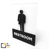Gender Neutral Restroom Sign - UBR 07