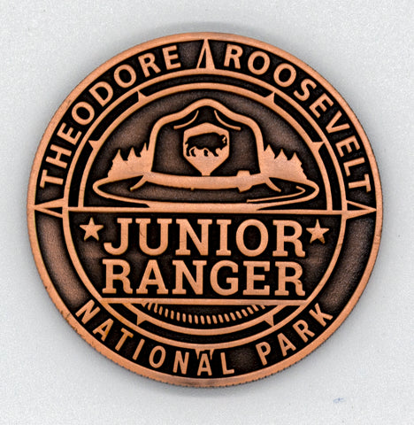 Junior Ranger Coin