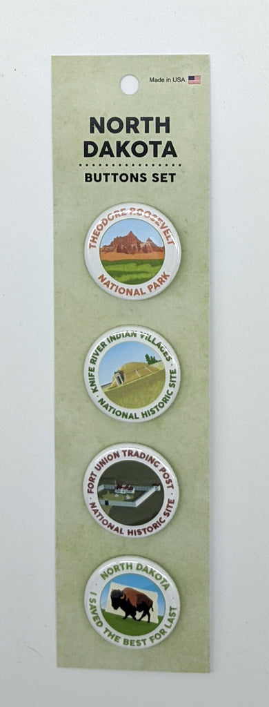 ND Park Button Set