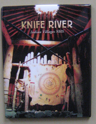 Knife River Robe Magnet