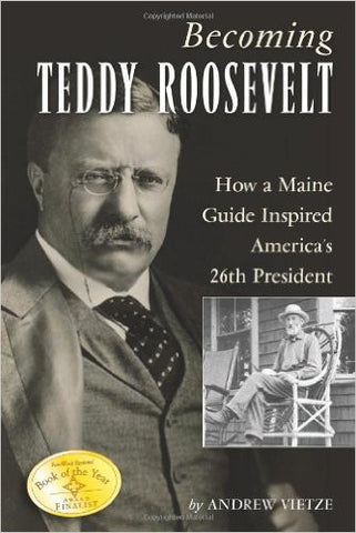 Becoming Teddy Roosevelt