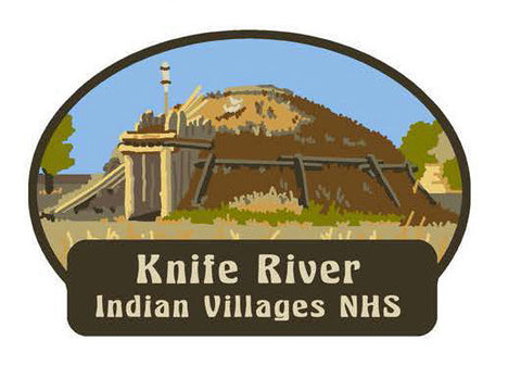 Knife River Indian Villages NHS Patch
