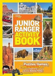 NG Kids Junior Ranger Activity