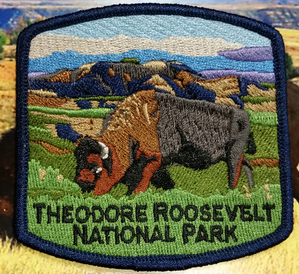 TRNP Bison Patch