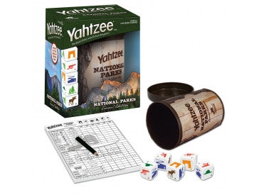 National Park Yahtzee