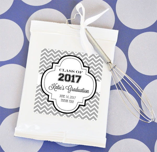 Personalized Graduation Lemonade + Optional Heart Whisk
