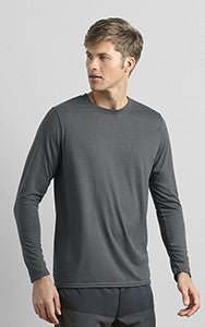 Mens Performance Long Sleeve T-Shirt