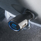 Light Up USB Car Charger