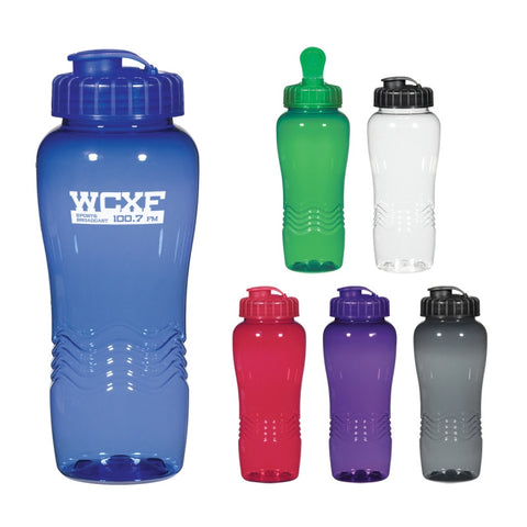 26 oz Wave Bottle